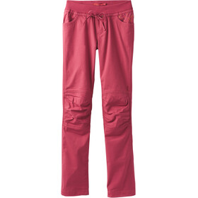 Prana Avril - Pantalon long Femme - rouge